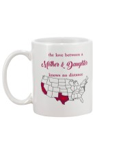 TEXAS CALIFORNIA THE LOVE MOTHER AND DAUGHTER Mug back
