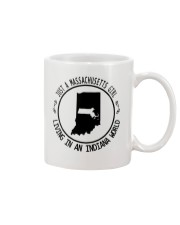 MASSACHUSETTS GIRL LIVING IN INDIANA WORLD Mug thumbnail