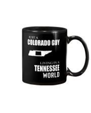 JUST A COLORADO GUY IN A TENNESSEE WORLD Mug thumbnail