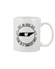 OHIO GIRL LIVING IN TENNESSEE WORLD Mug thumbnail