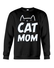 CAT MOM Crewneck Sweatshirt thumbnail