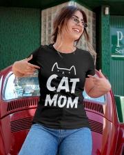 CAT MOM Ladies T-Shirt apparel-ladies-t-shirt-lifestyle-01