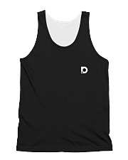 DO Summer COVIDition-19 All-over Unisex Tank thumbnail