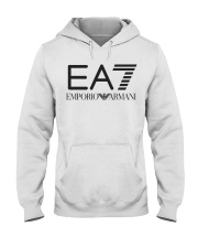 EA7 Hooded Sweatshirt front