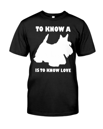 To Know A Scottie Is To Know Love