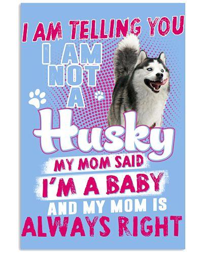 I AM NOT A HUSKY