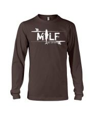 MILF - man i love fishing  Long Sleeve Tee front
