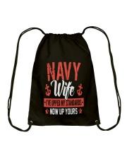 Proud Wife of A Navy Sweatshirts Shirt Mug Drawstring Bag thumbnail