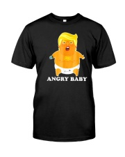 Baby Trump Shirt Angry Baby Classic T-Shirt front