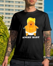 Baby Trump Shirt Angry Baby Classic T-Shirt lifestyle-mens-crewneck-front-8