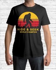 hide and seek world champion shirt 2 Classic T-Shirt lifestyle-mens-crewneck-front-1