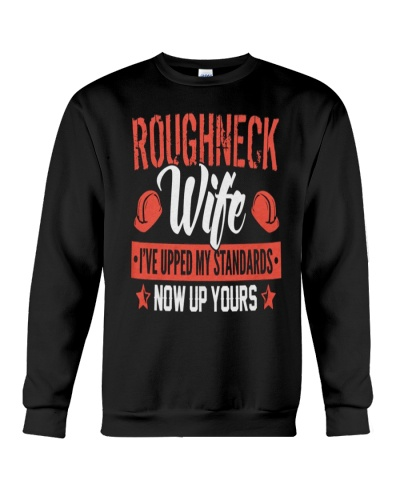 Proud Wife of A Roughneck Sweatshirts Shirt Mug
