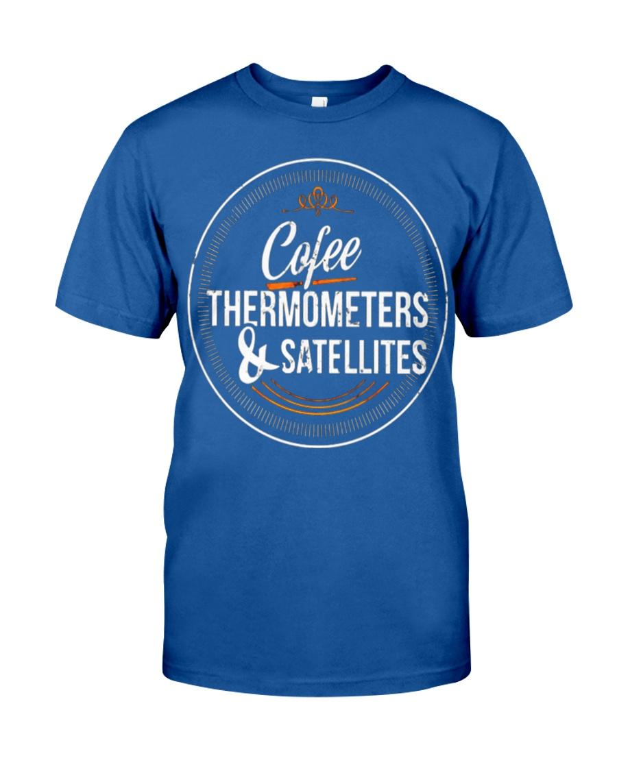 Meteorologist Gift funny T Shirt w Classic T-Shirt