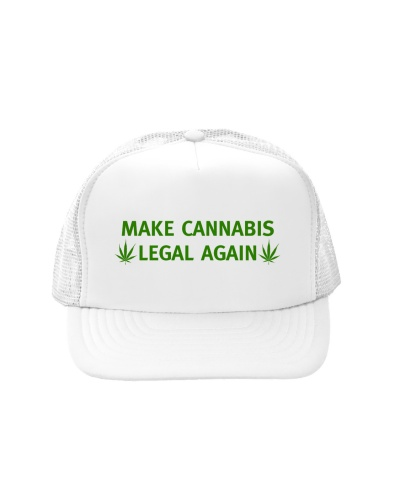 Make Cannabis Legal Again Hat