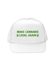 Make Cannabis Legal Again Hat Trucker Hat front