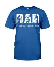 Surveyor t shirt for fathers day  Classic T-Shirt thumbnail