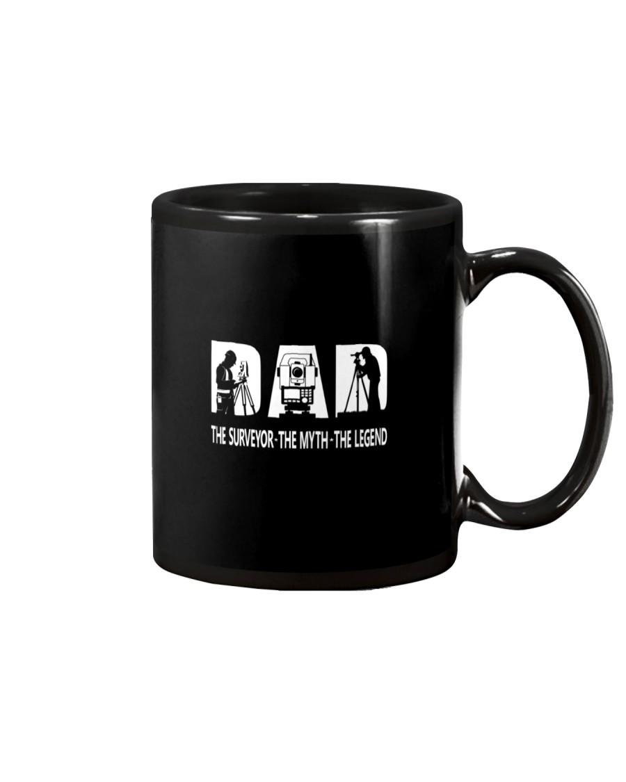 Surveyor t shirt for fathers day  Mug