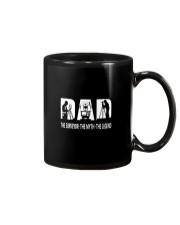 Surveyor t shirt for fathers day  Mug front