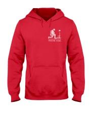 R E D FRIDAYS - Honor the Fallen Hooded Sweatshirt thumbnail