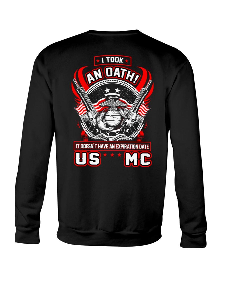 US MC - Oath Crewneck Sweatshirt