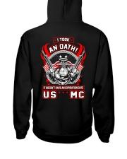US MC - Oath Hooded Sweatshirt thumbnail