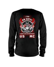 US MC - Oath Long Sleeve Tee thumbnail