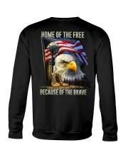 Veteran - Home Crewneck Sweatshirt thumbnail