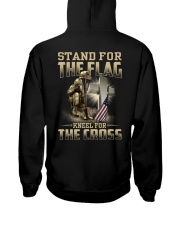 Veterans Day - Stand for the Flag Hooded Sweatshirt back