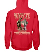 Veterans Day - Stand for the Flag Hooded Sweatshirt tile