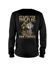 Veterans Day - Stand for the Flag Long Sleeve Tee thumbnail