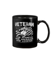 Never underestimate Female Veterans  Mug thumbnail