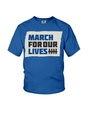 March For Our Lives T Shirts Youth T-Shirt thumbnail