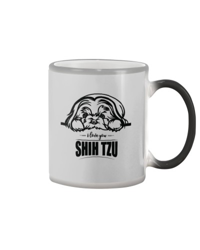 I love you Shih Tzu