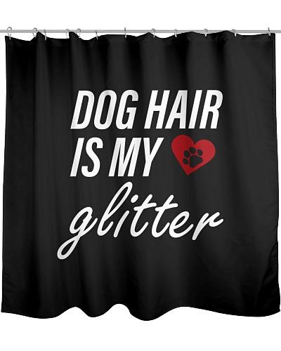 love dog hair