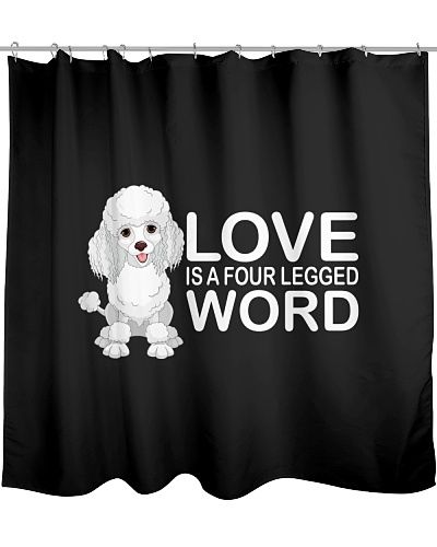 Poodle pet dog love