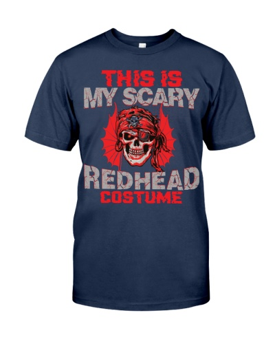 Halloween Scary REDHEAD Costume - Limited Edition