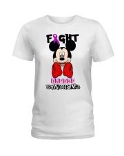 turner syndrome Ladies T-Shirt thumbnail