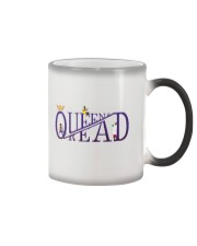 Queens Read Color Changing Mug thumbnail