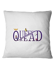 Queens Read Square Pillowcase thumbnail