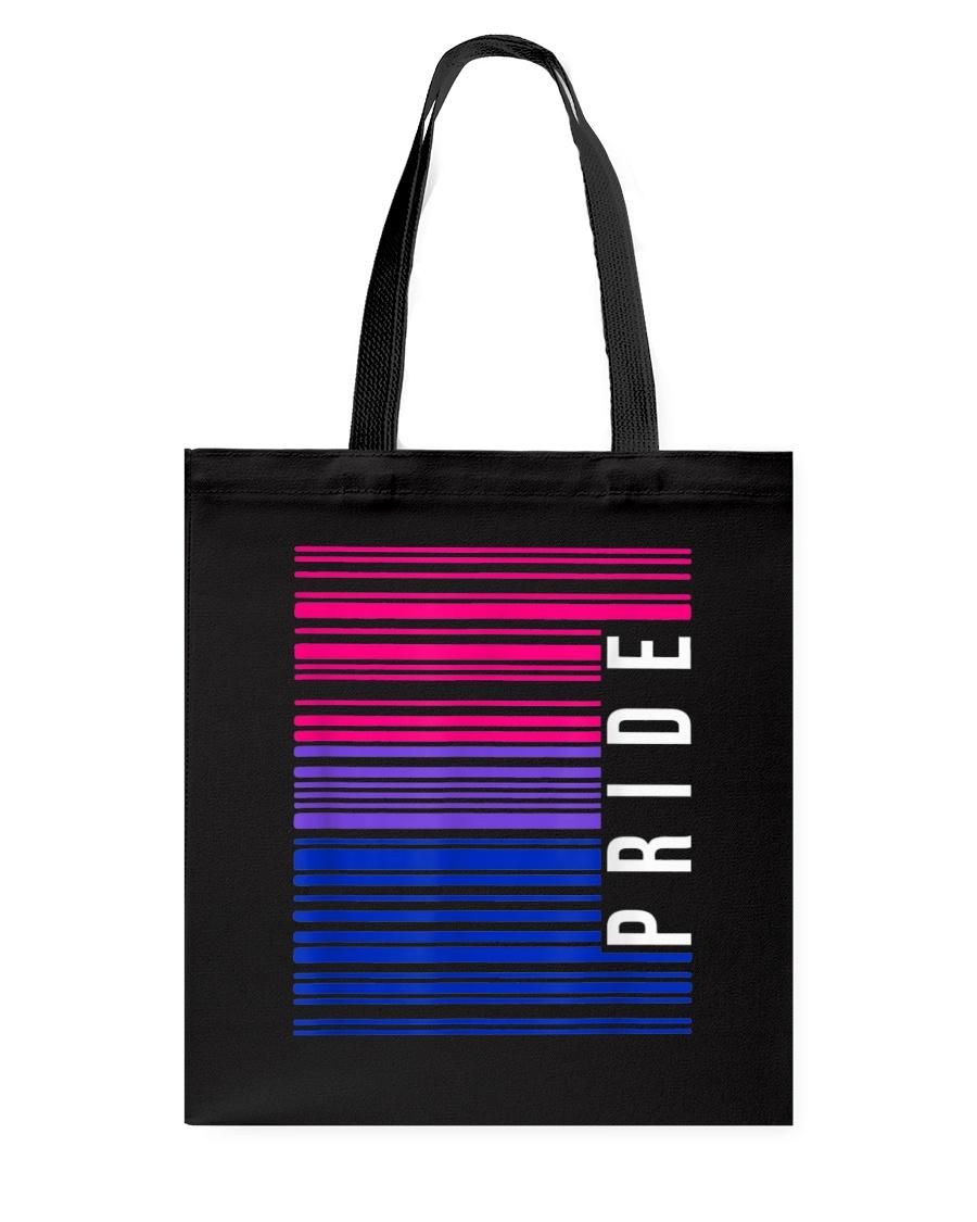 Barcode Bisexual Tote Bag