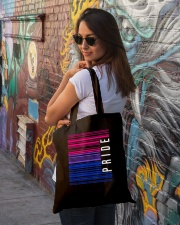 Barcode Bisexual Tote Bag lifestyle-totebag-front-1