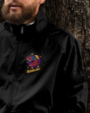 Dinosaur trex Lightweight Jacket garment-embroidery-jacket-lifestyle-13