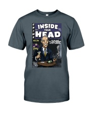 Inside Your Head Crime Comic Classic T-Shirt front
