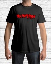 Necrophilia Classic T-Shirt lifestyle-mens-crewneck-front-1