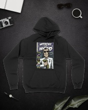 Dieter Laser vintage comic Without Your Head tee Hooded Sweatshirt lifestyle-unisex-hoodie-front-9