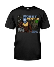 Without Your Head B-Movie Monster T-Shirt Style 2  Classic T-Shirt thumbnail