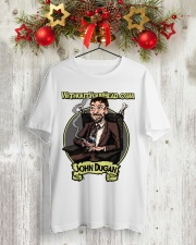 John Dugan - Without Your Head  Classic T-Shirt lifestyle-holiday-crewneck-front-2