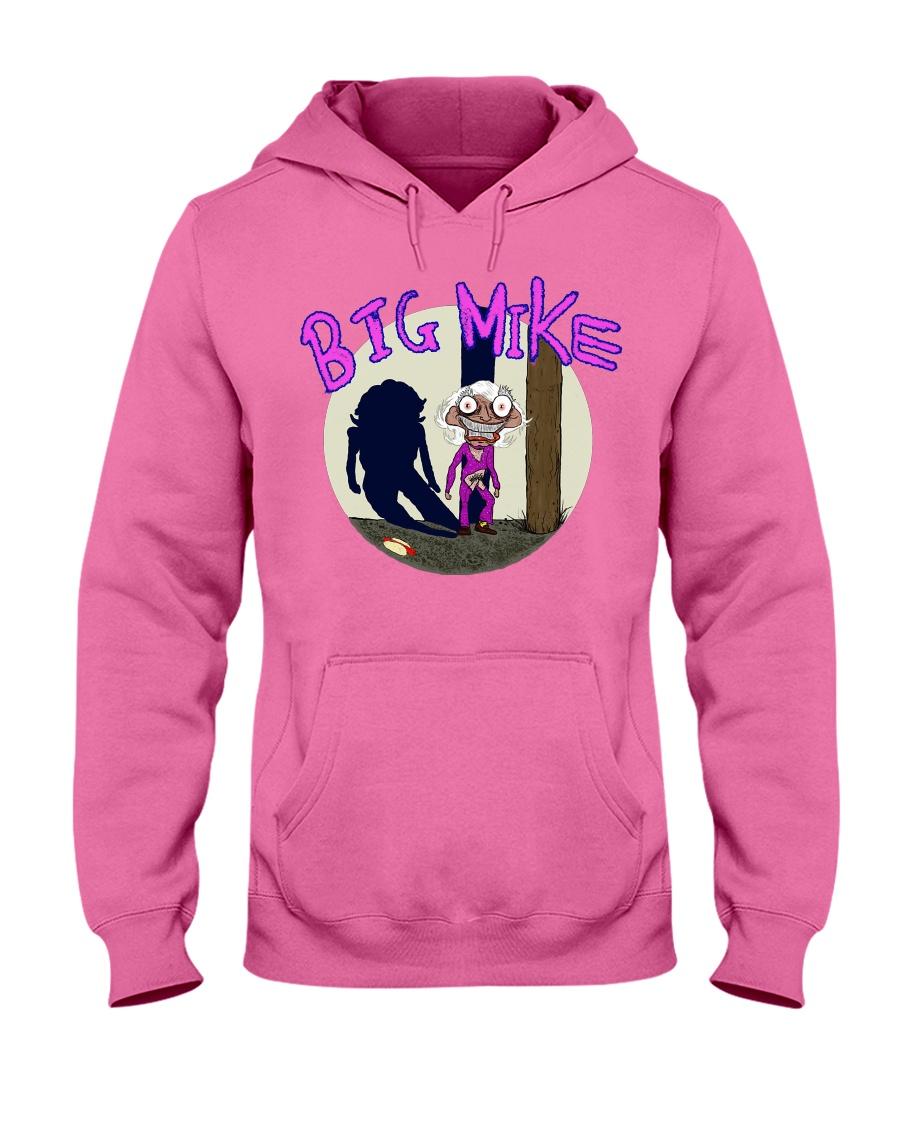 Big Mike Hooded Sweatshirt