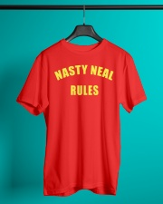 Nasty Neal Rules Classic T-Shirt lifestyle-mens-crewneck-front-3