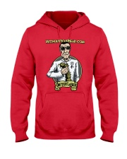 Dieter Laser - Without Your Head Hooded Sweatshirt front